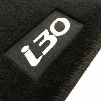 Tappetini logo Hyundai i30 touring (2017 - adesso)