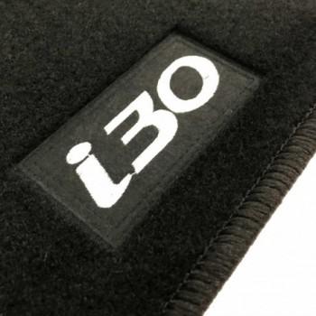 Tappetini logo Hyundai i30 Fastback (2018 - adesso)
