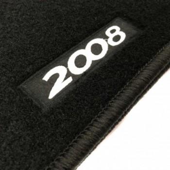 Tappetini logo Peugeot 2008 ibrida (2018 - adesso)