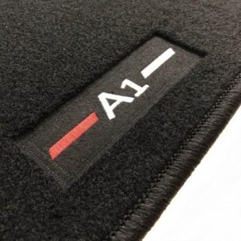 Tappetini logo Audi A1 (2010-2018)