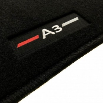 Tappetini Audi A3 8P Hatchback (2003 - 2012) logo