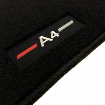 Tappetini Audi A4 B7 Avant (2004 - 2008) logo