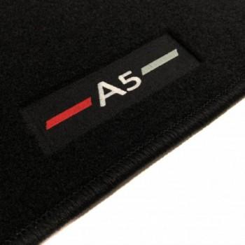 Tappetini Audi A5 F57 cabrio (2017 - adesso) logo