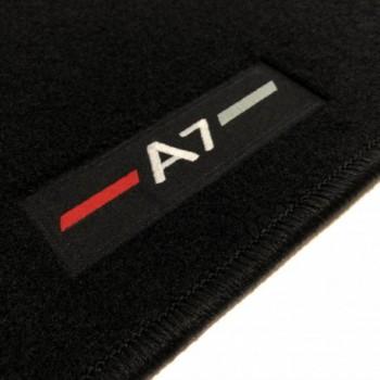 Tappetini Audi A7 logo (2010-2017)