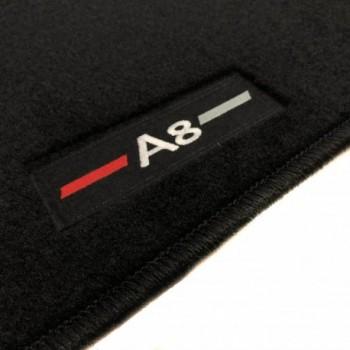 Tappetini Audi A8 D3/4E (2003-2010) logo