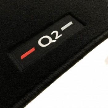 Tappetini Audi Q2 logo