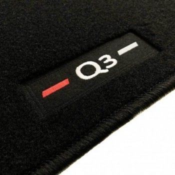 Tappetini Audi Q3 logo (2011-2018)