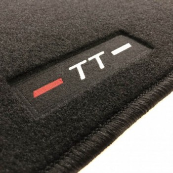 Tappetini Audi TT 8J (2006 - 2014) logo