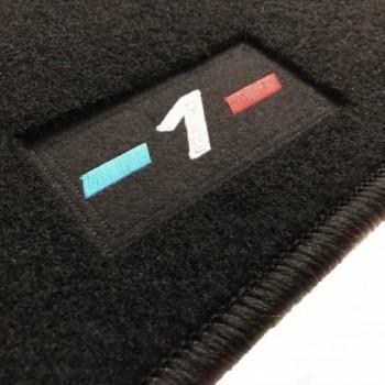 Tappetini BMW Serie 1 F20 5 porte (2011 - 2018) logo