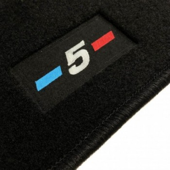 Tappetini BMW Serie 5 F10 Restyling berlina (2013 - 2017) logo