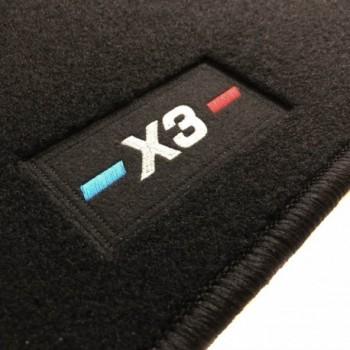 Tappetini BMW X3 E83 (2004 - 2010) logo