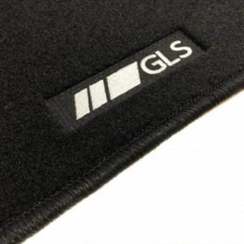 Tappetini Mercedes GLS X166 5 posti (2016 - adesso) logo