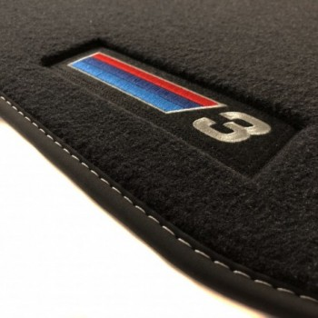 Tappetini BMW Serie 3 E91 Touring (2005 - 2012) velluto M Competition