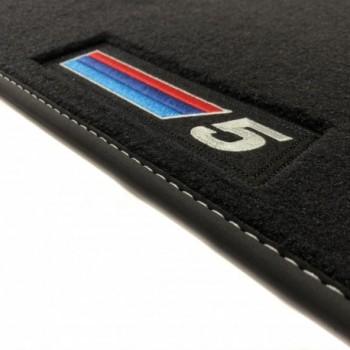 Tappetini BMW Serie 5 F07 Gran Turismo (2009 - 2017) velluto M Competition