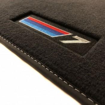 Tappetini BMW Serie 7 G11 corto (2015-adesso) velluto M-Competition