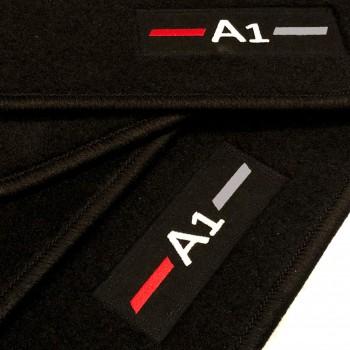 Tappetini logo Audi A1 (2018 - adesso)
