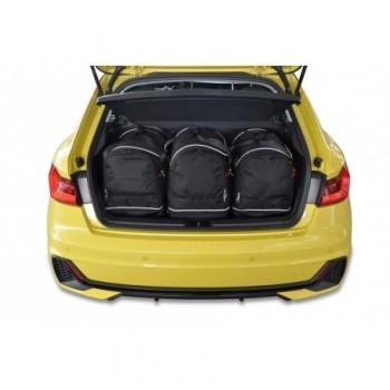 Kit valigie su misura per Audi A1 (2018 - adesso)