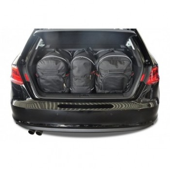 Kit valigie su misura per Audi A3 8VA Sportback (2013 - adesso)