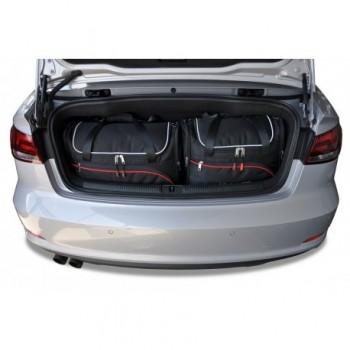 Kit valigie su misura per Audi A3 8V7 Cabriolet (2014 - adesso)