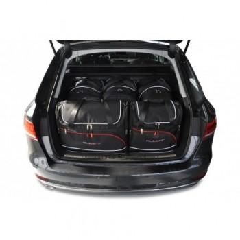 Kit valigie su misura per Audi A4 B9 Avant (2015 - 2018)