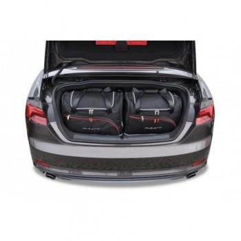 Kit valigie su misura per Audi A5 F57 Cabriolet (2017 - adesso)