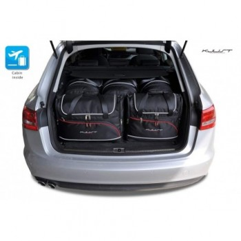 Kit valigie su misura per Audi A6 C7 Allroad Quattro (2012 - 2018)