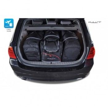 Kit valigie su misura per BMW Serie 3 E91 Touring (2005 - 2012)