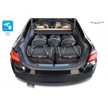 Kit valigie su misura per BMW Serie 4 F36 Gran Coupé (2014 - adesso)