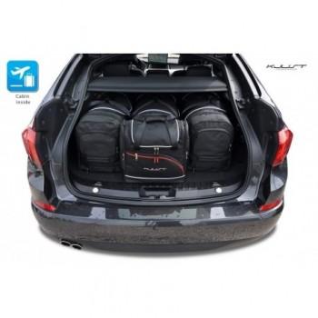 Kit valigie su misura per BMW Serie 5 F07 Gran Turismo (2009 - 2017)