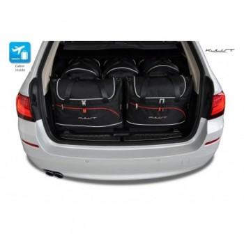 Kit valigie su misura per BMW Serie 5 F11 Restyling Touring (2013 - 2017)