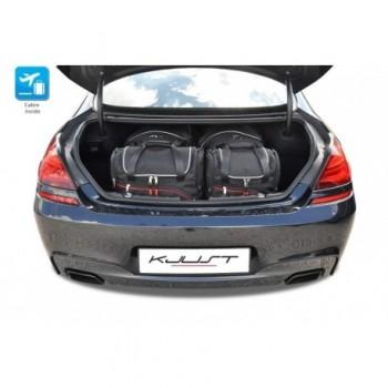 Kit valigie su misura per BMW Serie 6 F06 Gran Coupé (2012 - adesso)