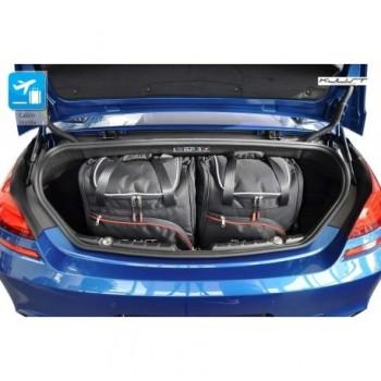 Kit valigie su misura per BMW Serie 6 F12 Cabriolet (2011 - adesso)