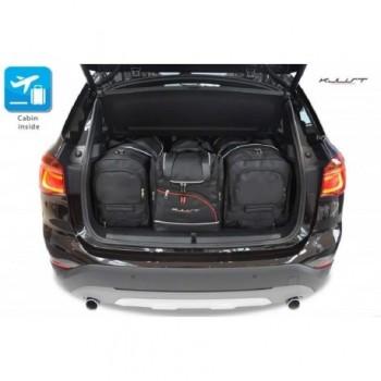 Kit valigie su misura per BMW X1 F48 Restyling (2019 - adesso)