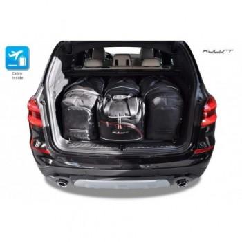 Kit valigie su misura per BMW X3 G01 (2017 - adesso)