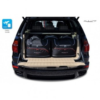Kit valigie su misura per BMW X5 E70 (2007 - 2013)