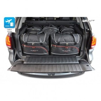 Kit valigie su misura per BMW X5 F15 (2013 - 2018)