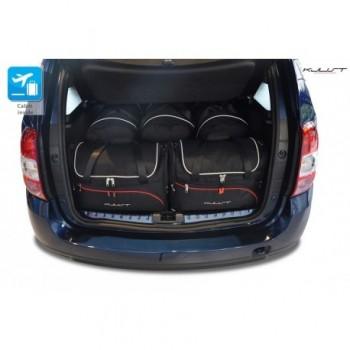 Kit valigie su misura per Dacia Duster (2014 - 2017)