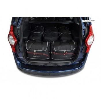 Kit valigie su misura per Dacia Lodgy 5 posti (2012 - adesso)