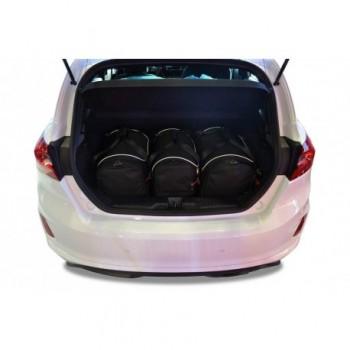 Kit valigie su misura per Ford Fiesta MK7 (2017 - adesso)