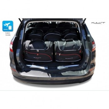 Kit valigie su misura per Ford Mondeo MK5 touring (2013 - 2019)