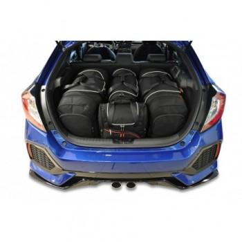 Kit valigie su misura per Honda Civic (2017 - adesso)