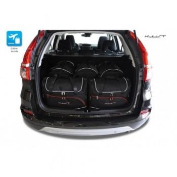 Kit valigie su misura per Honda CR-V (2012 - adesso)