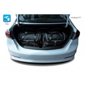 Kit valigie su misura per Hyundai Elantra 6 (2016-adesso)