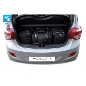 Kit valigie su misura per Hyundai i10 (2013 - adesso)