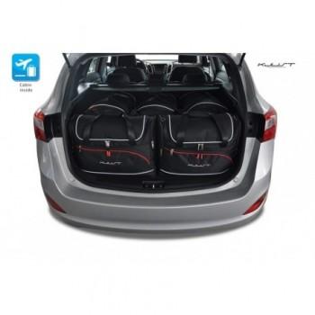 Kit valigie su misura per Hyundai i30r touring (2012 - 2017)