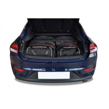 Kit valigie su misura per Hyundai i30 Fastback (2018 - adesso)