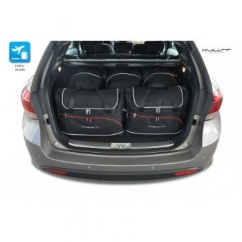 Kit valigie su misura per Hyundai i40 touring (2011 - adesso)