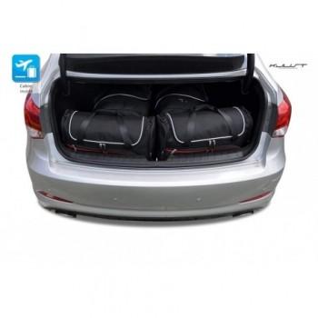 Kit valigie su misura per Hyundai i40 5 porte (2011 - adesso)