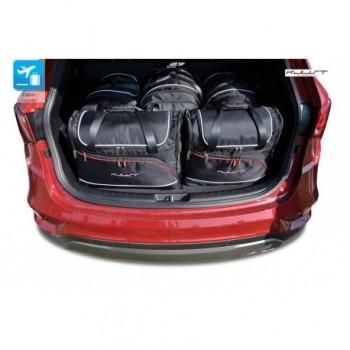 Kit valigie su misura per Hyundai Santa Fé 5 posti (2012 - 2018)