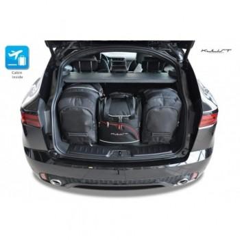 Kit valigie su misura per Jaguar E-Pace